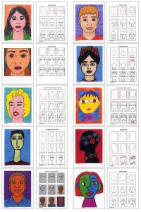 Faces & Places diagram