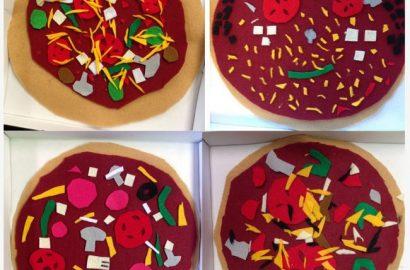 Food crafts for kids