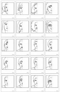 Finish Face diagram