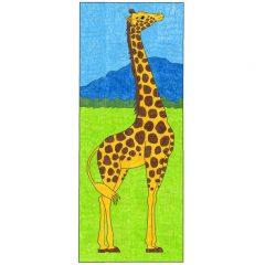 giraffe printable