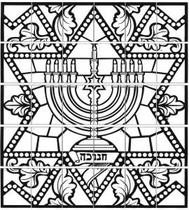hanukkah printables