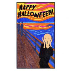 the scream halloween