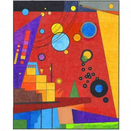 kandinsky inspired art