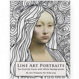line art drawing