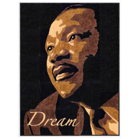martin luther king art projects
