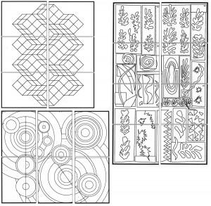 Mini Abstract 1 diagram