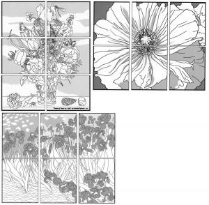 Mini Floral diagram
