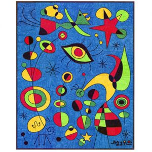 joan miro for kids