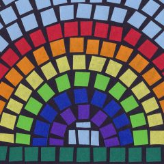 children's mosaic art projects