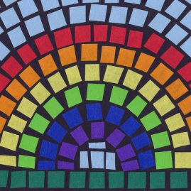 children's mosaic art projects