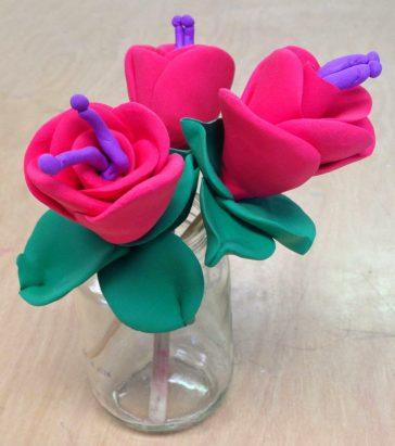 Make Model Magic Rose