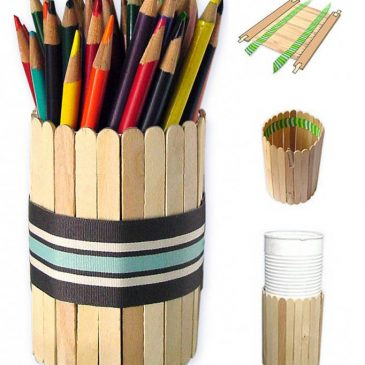 Father's Day Pencil Holder
