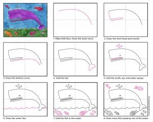 Draw Whale diagram