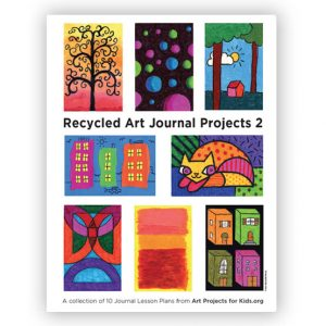 Recycled Art Journal 2