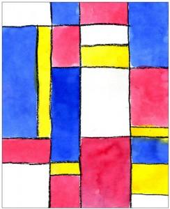 Mondrian 700