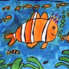 Neariah's Clown Fish