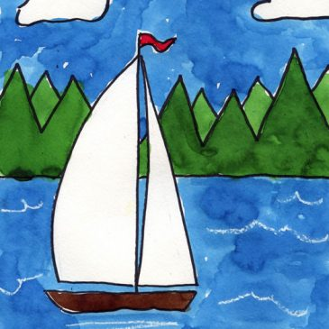 sailboat lake