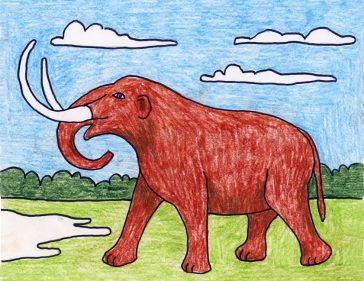 mastodon dinosaur