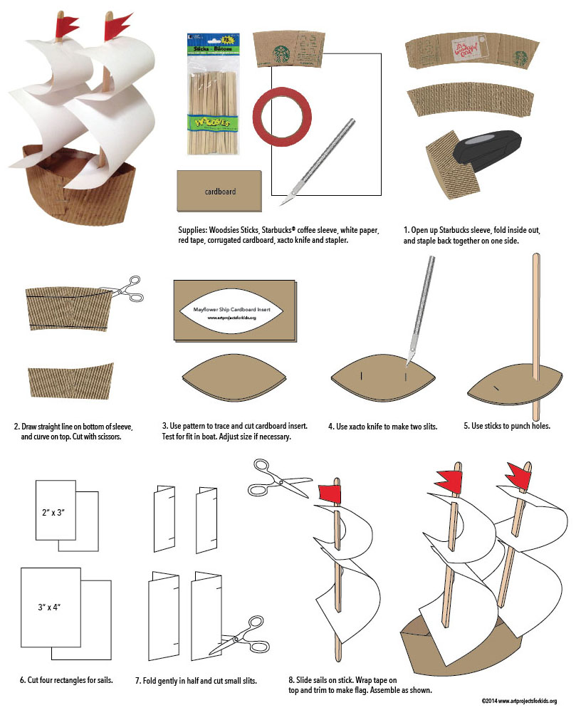 Paper Craft Instructions