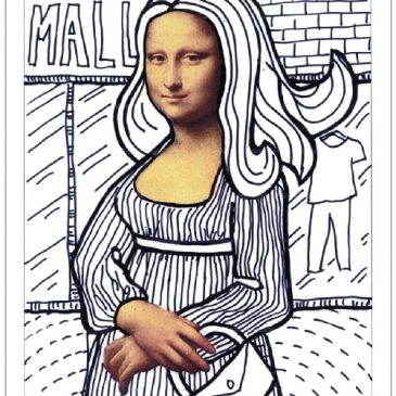 mona lisa art