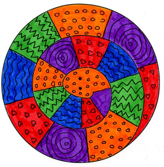 pattern art projects  sc 1 st  Art Projects for Kids & Pattern Coil Snake · Art Projects for Kids