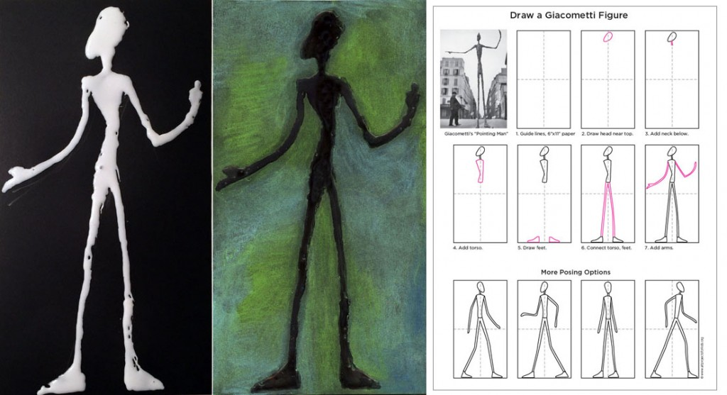 giacometti art projects
