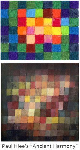 Klee Color Study