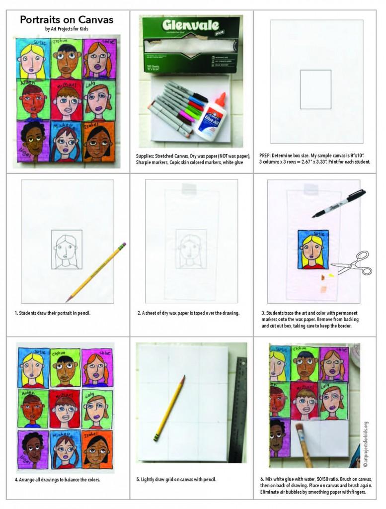 art fundraiser ideas