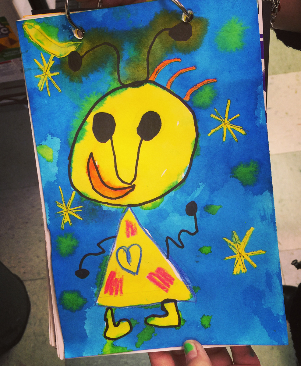 Make a Miro - Art Projects for Kids