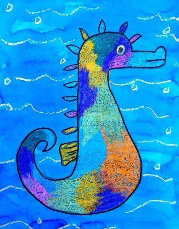 Amazing Seahorses