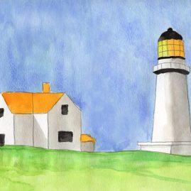 Edward Hopper for kids