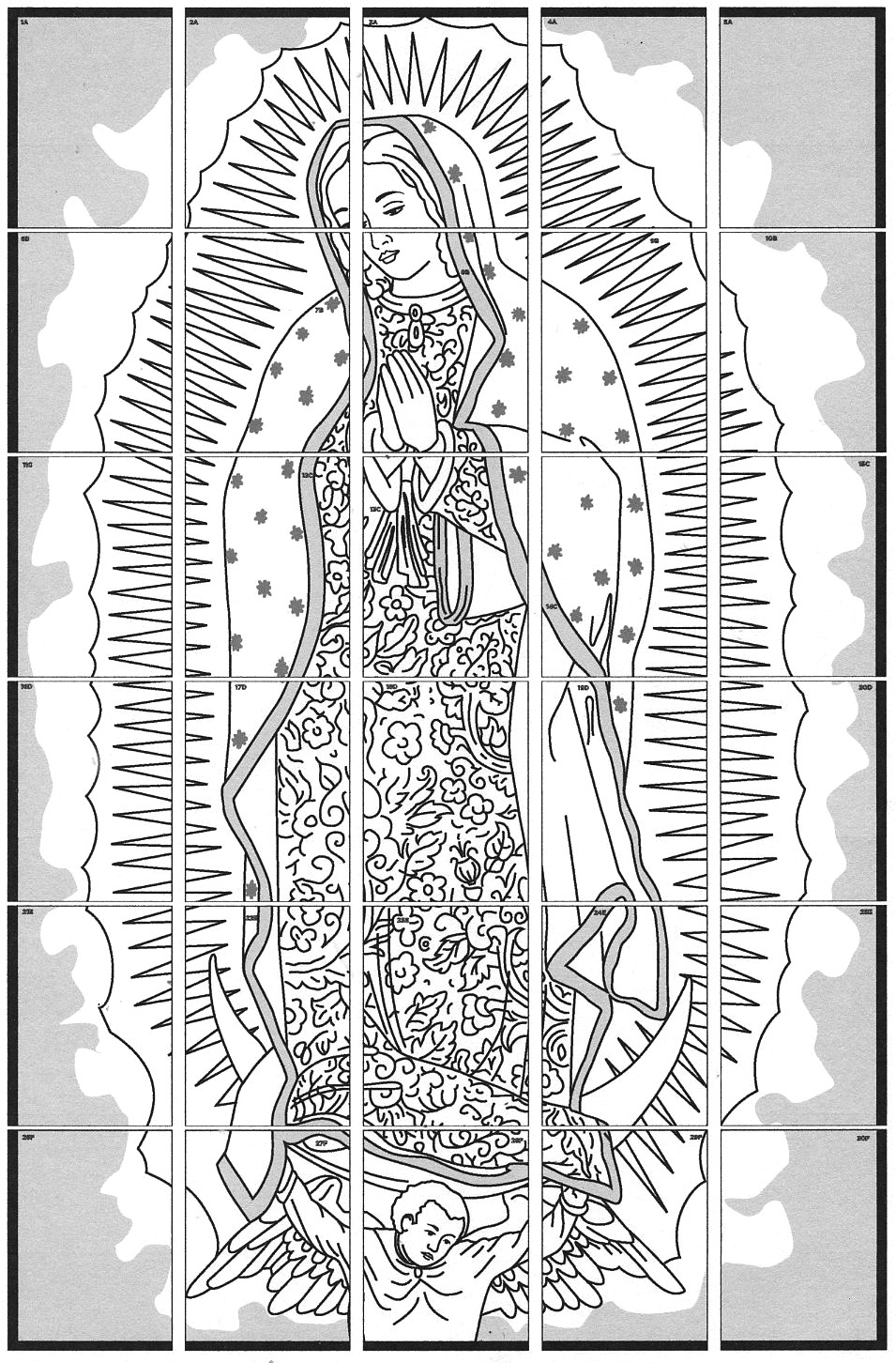 guadalupe black single women Memorare of our lady of guadalupe (to be prayed each day) remember, o most gracious virgin of guadalupe, that in your heavenly apparitions on the mount of tepeyac, .