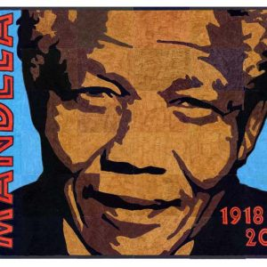 Nelson Mandela collaborative art project