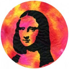 mona lisa art project for kids