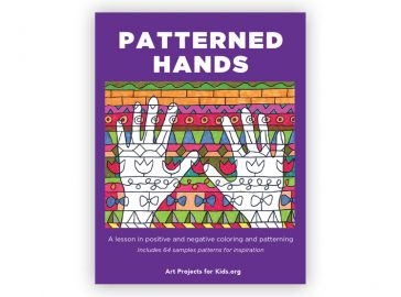 NEW Patterned Hands Project