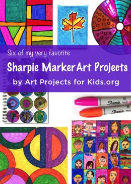 Top 6 Sharpie Marker Art Projects