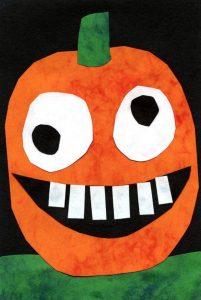 pumpkin-art project