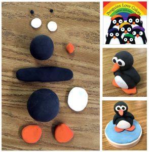 Penguin art project