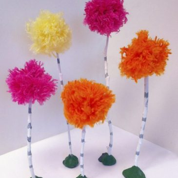 Dr. Seuss' Truffula Tree