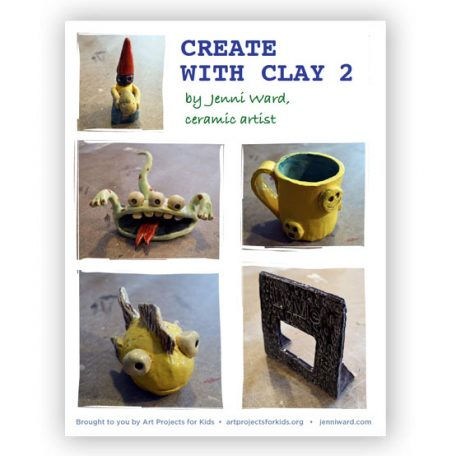 simple clay art projects