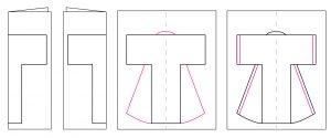 Kimono diagram