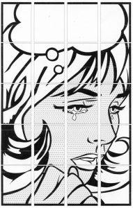 Lichtenstein Door diagram