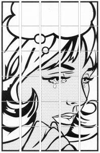 Lichtenstein Wall diagram