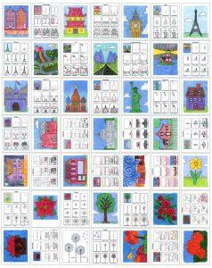 Places and Plants diagram