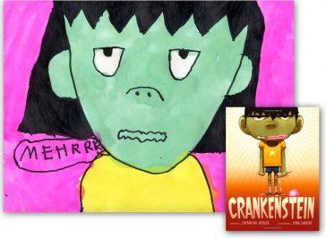 Paint A Crankenstein
