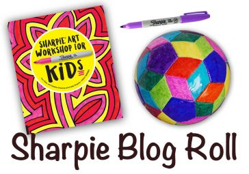 Sharpie Blog Roll and Giveaway