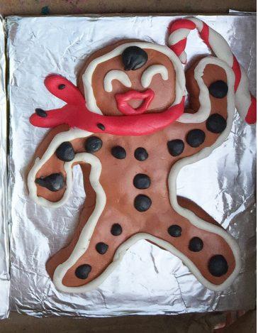 Model Magic Gingerbread Cookies