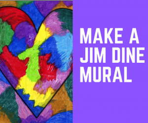 jim dine art projects