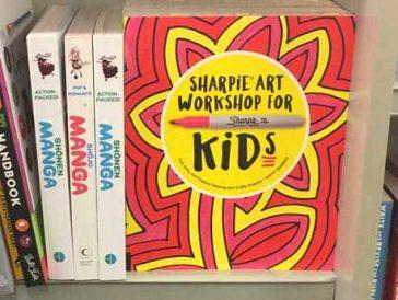 My Sharpie Art Workshop for Kids Book