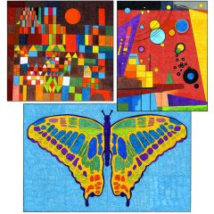 Mini Abstract Murals 2